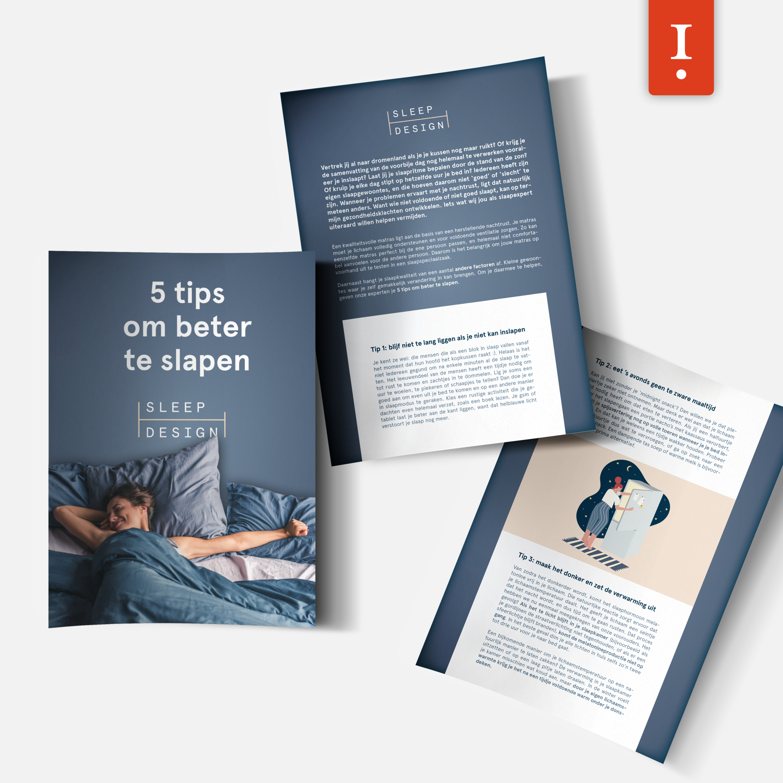 White paper Sleep Design